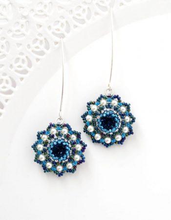 IMG_1816 blue dangle earrings